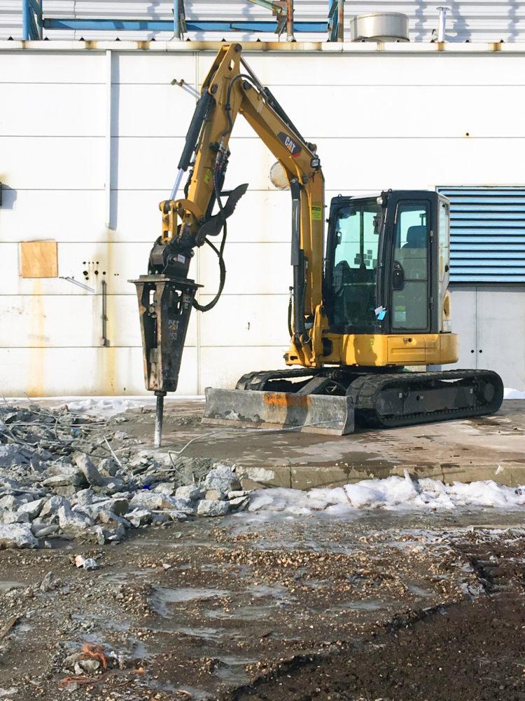 Construction Prop
